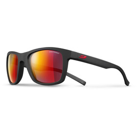 Julbo Beach Spectron 3CF Zonnebril Heren, matt black/multilayer red